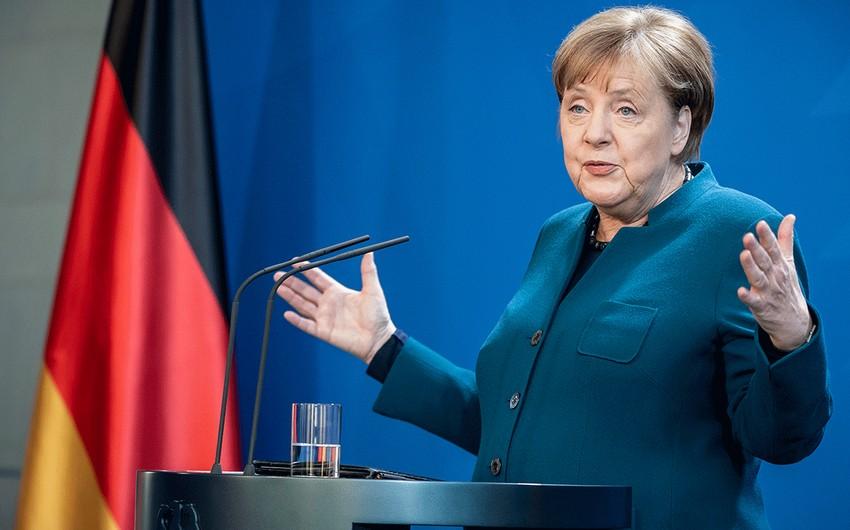 Меркель провела переговоры с возможным преемником
