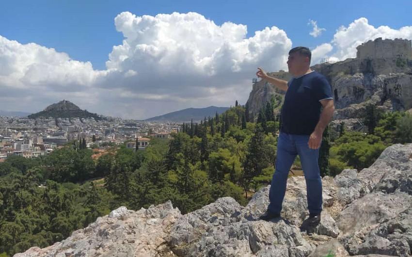 Olimpiakosa Akropoldan baxış - REPORTAJ