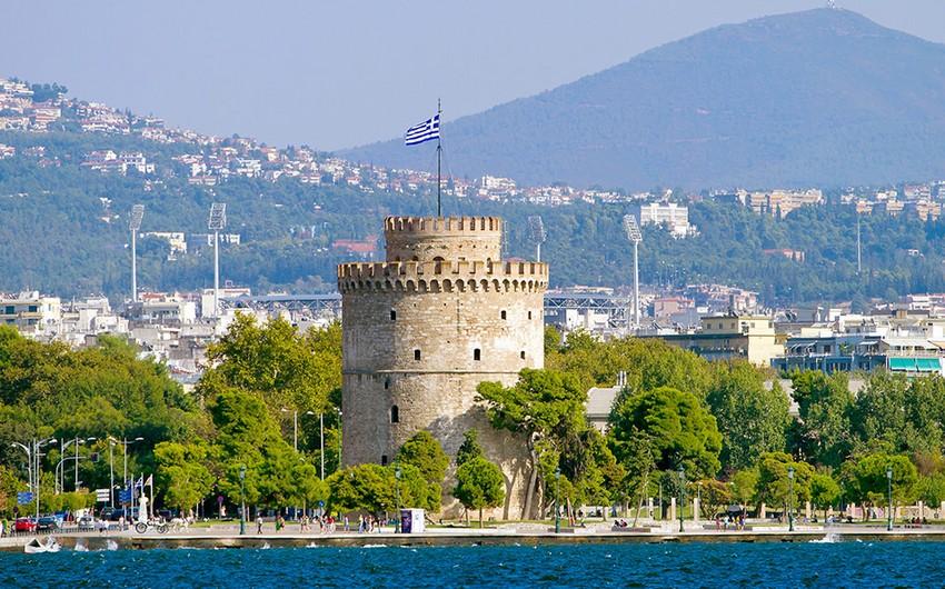 Türkiyənin Yunanıstandakı konsulluğunun binasına basqın edilib