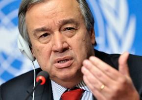 Генсек ООН обратился с посланием к миротворцам