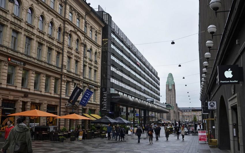 В Хельсинки задержали участников акции против ограничительных мер
