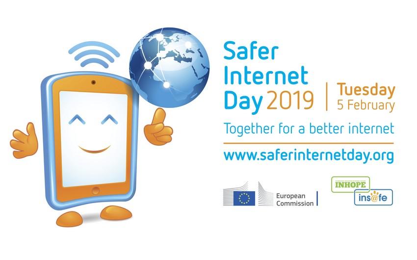 Bu gün dünyada Beynəlxalq Təhlükəsiz İnternet Günü qeyd edilir