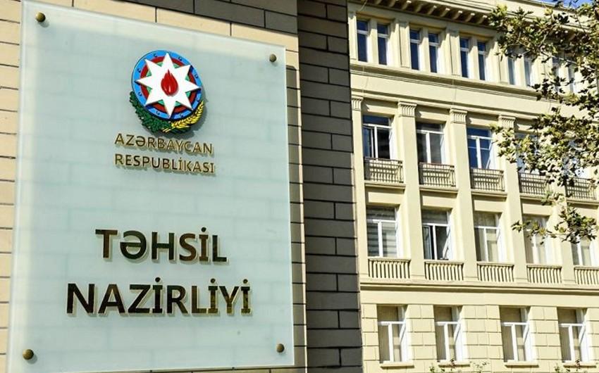 Təhsil Nazirliyi: Bu il 112 nəfər qızıl, 67 nəfər isə gümüş medala layiq görülüb - SİYAHI