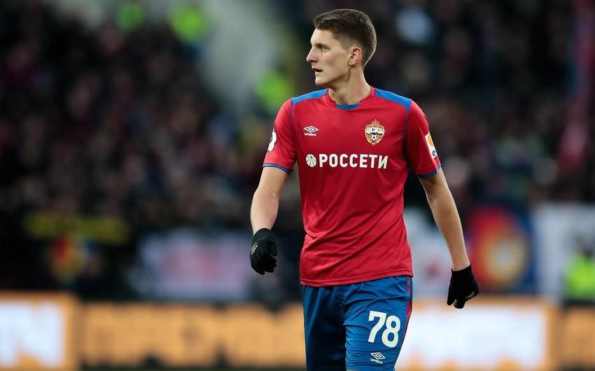 Rusiyalı futbolçunun burnu qırılıb və beyni silkələnib
