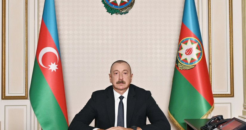 Ильхам Алиев: Нет административной территории под названием Нагорный Карабах