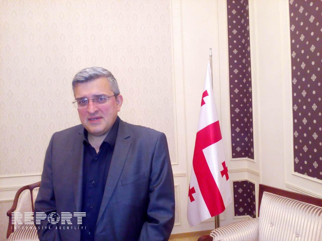 Грузинский политолог: Нельзя поворачиваться спиной к Азербайджану