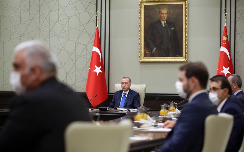 Today Turkish government to mull situation in Karabakh