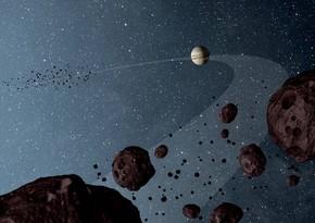 Yer kürəsinin yaxınından nəhəng asteroid  keçib