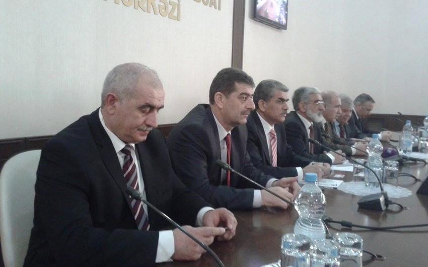 """Pənah Hüseyn: """"Parlament seçkilərində müxalifətlə iqtidar arasında konsensus əldə edilməlidir"""""""