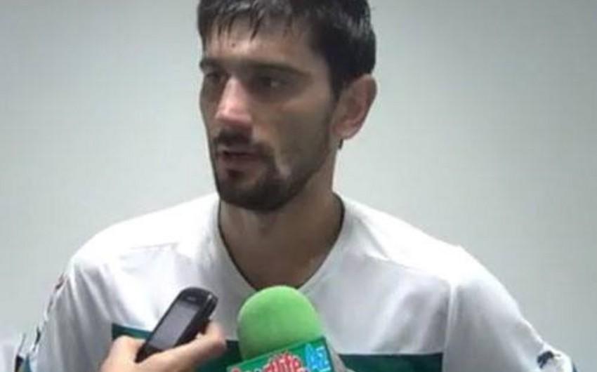 Rasim Ramaldanov: Qarabağla oyun bizim taktikamıza uyğundur - MÜSAHİBƏ