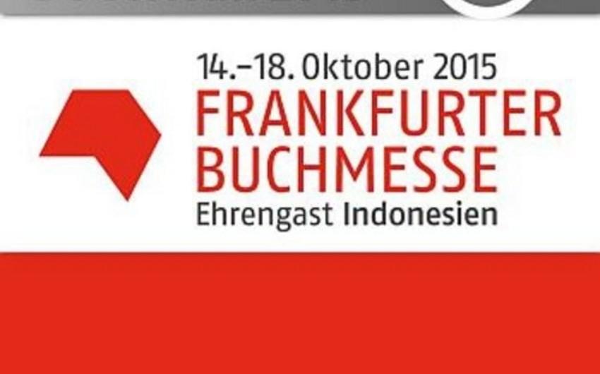 Azərbaycan Frankfurt beynəlxalq kitab yarmarkasında iştirak edir