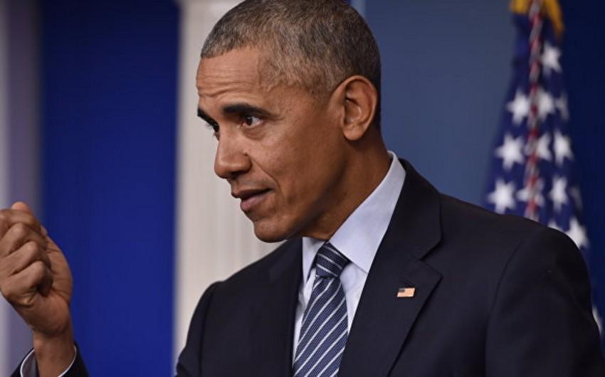 Обама не отреагировал на решение России не высылать американских дипломатов
