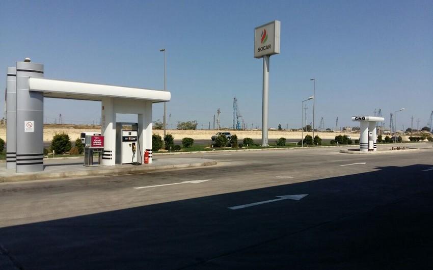 SOCAR Petroleum запустил продажи КПГ еще на одной АЗС