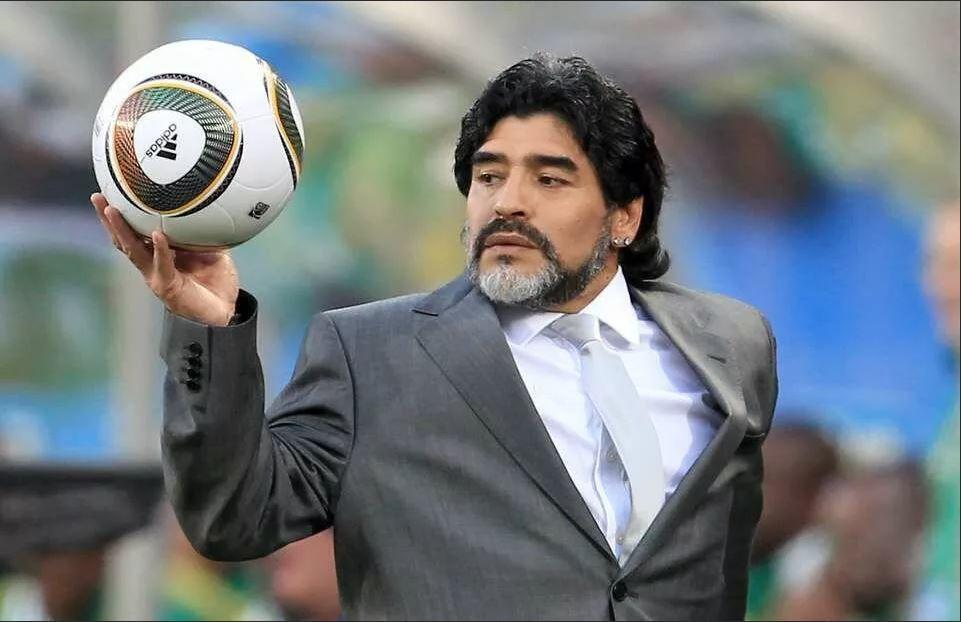 KİV: Maradona İspaniya yığmasının baş məşqçisi ola bilər
