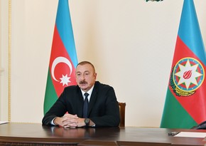 Ilham Aliyev: We will take all steps to create an everyday life for our citizens