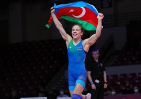 Мария Стадник завоевала золотую медаль - ОБНОВЛЕНО