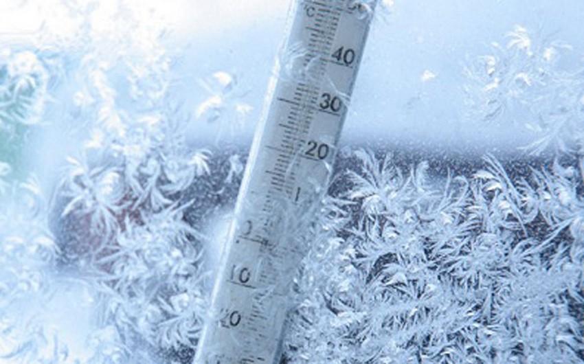 Высота снежного покрова в Ордубаде составила 56 см