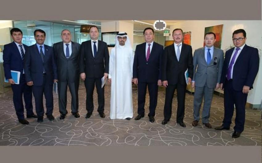 MDB ölkələrinin qlobal biznes forumu fevralda Dubayda keçiriləcək