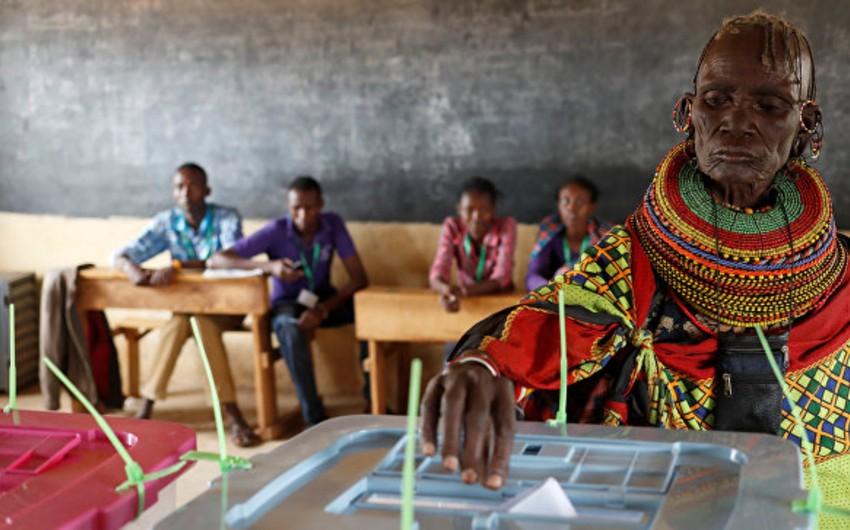 Keniyanın keçmiş baş naziri prezident seçkilərinin nəticələrinə etiraz edib