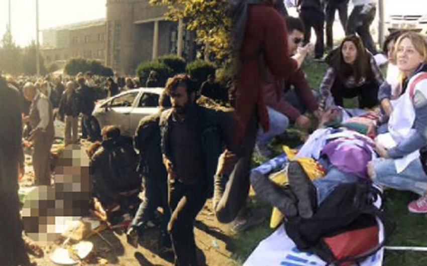 Число жертв теракта в Турции возросло до 86 человек