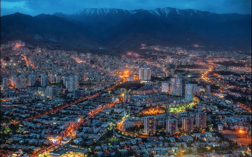 Tehranda partlayış səsləri eşidilib