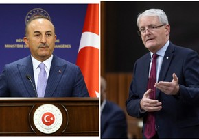 Turkish, Canadian FMs hold phone conversation