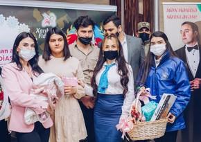 """""""YAŞAT"""" Fondu daha bir şəhidin yeni doğulan övladı üçün hesab açıb"""