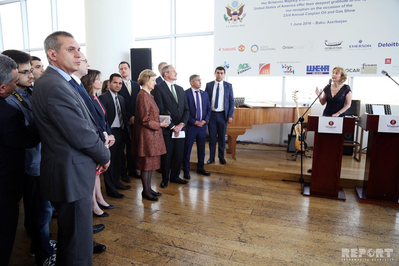 Посол: Отношения между Азербайджаном и Великобританией находятся на очень высоком уровне - ФОТО