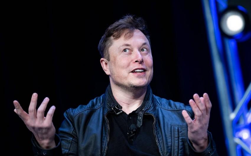 Elon Maskın sərvəti 44 milyard ABŞ dolları artıb
