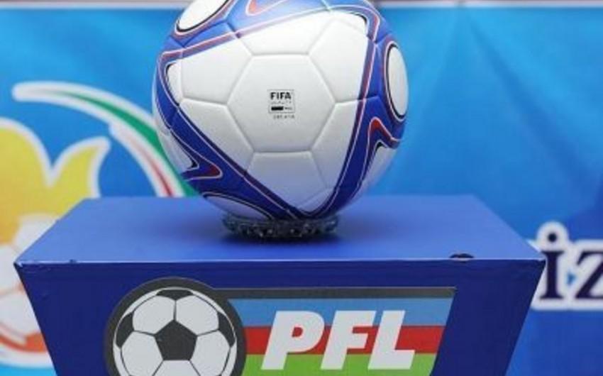 Futbol üzrə Azərbaycan Premyer Liqasında IX tura start verilib