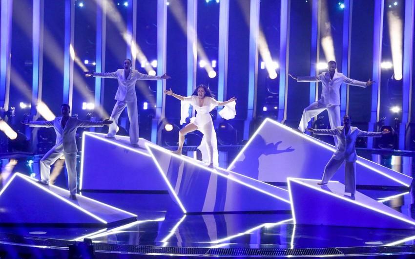 Azərbaycan tarixində ilk dəfə Eurovisionun finalına çıxa bilməyib - VİDEO - YENİLƏNİB