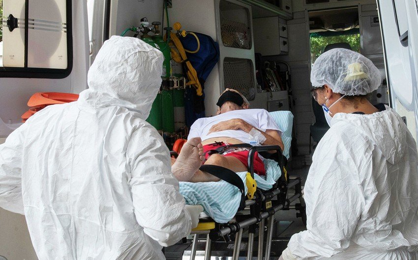 Russia's coronavirus tally approaching 4M