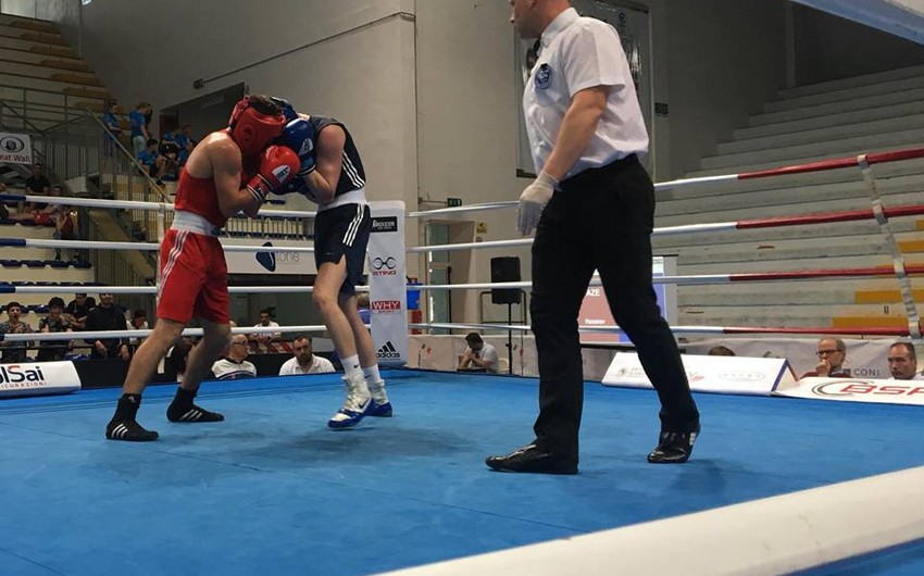 Azərbaycanın iki boksçusu Avropa çempionatında finala yüksəlib
