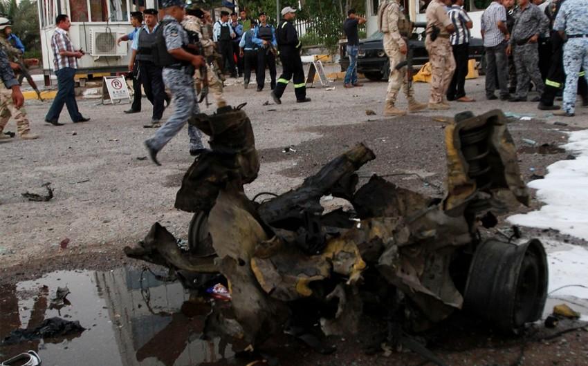 İraqda baş verən üç partlayış nəticəsində 50 nəfər həlak olub