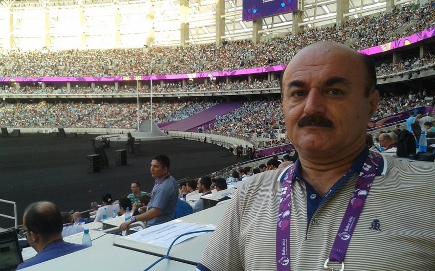 Азербайджанский журналист заразился коронавирусом