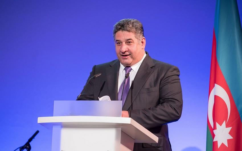 Azad Rəhimov: Dünya çempionatının yüksək səviyyədə keçirilməsinə çalışırıq