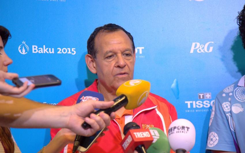 Pedro Roke: Medal ümidlərimiz çoxdur