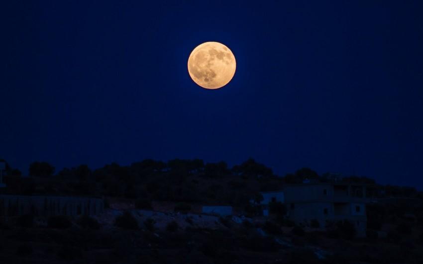 İlin ilk Ay tutulması başa çatıb - YENİLƏNİB