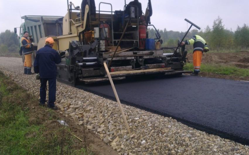 На строительство автомобильной дороги Имишли-Отузики-Гарагашлы выделено 6 млн манатов