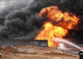 В Китае взорвался газопровод, есть погибшие и раненые