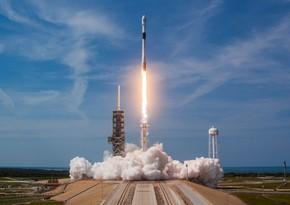 """""""SpaceX"""" Türkiyə peykini kosmosa göndərib"""