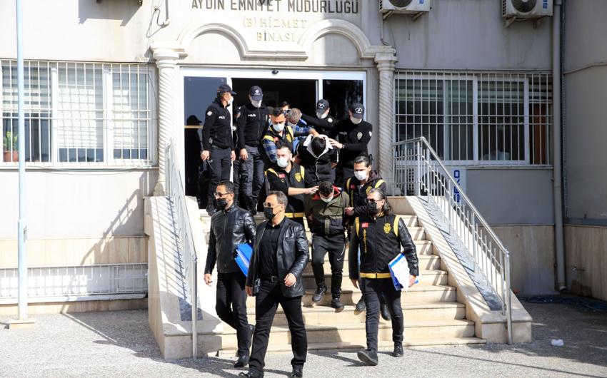 Bu il Türkiyəyə daxil olmağa çalışan 321 terrorçu saxlanılıb