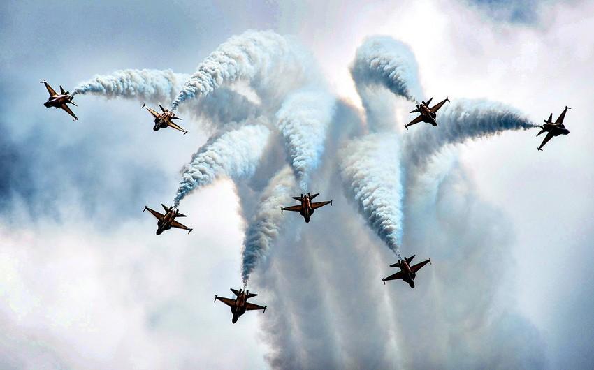 ABŞ-da aviaşou zamanı qəza olub, pilot ölüb