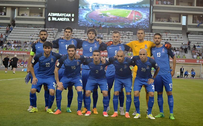 Обнародован состав сборной Азербайджана по футболу на матчи с Норвегией и Сан-Марино - СПИСОК