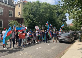 Our compatriots in Chicago demand liberation of Azerbaijani lands
