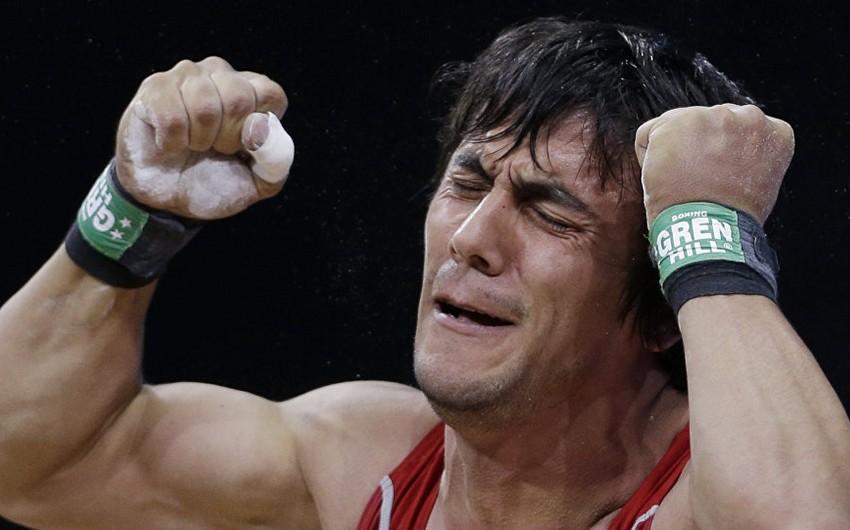 Azərbaycan ağır atletinin Olimpiadadakı nəticəsi ləğv edilib