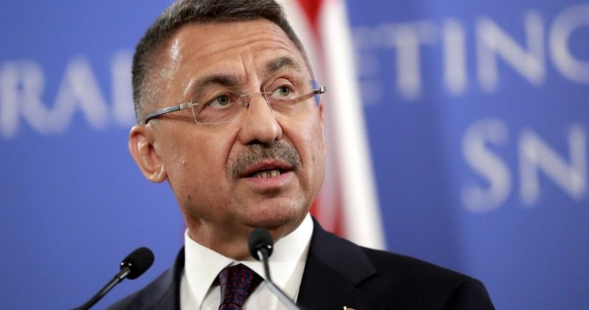 Вице-президент Турции: Мы были рядом с Азербайджаном, когда другие были слепыми и глухими