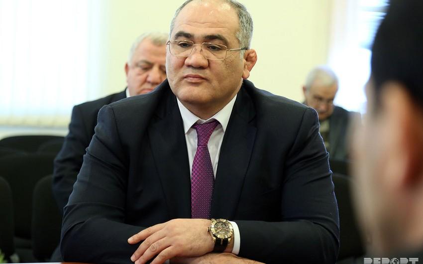 Firdovsi Umudov: İdmançılarımızın ermənilərlə qarşılaşmada meydanı başıuca tərk etmələri hər birimizi sevindirir