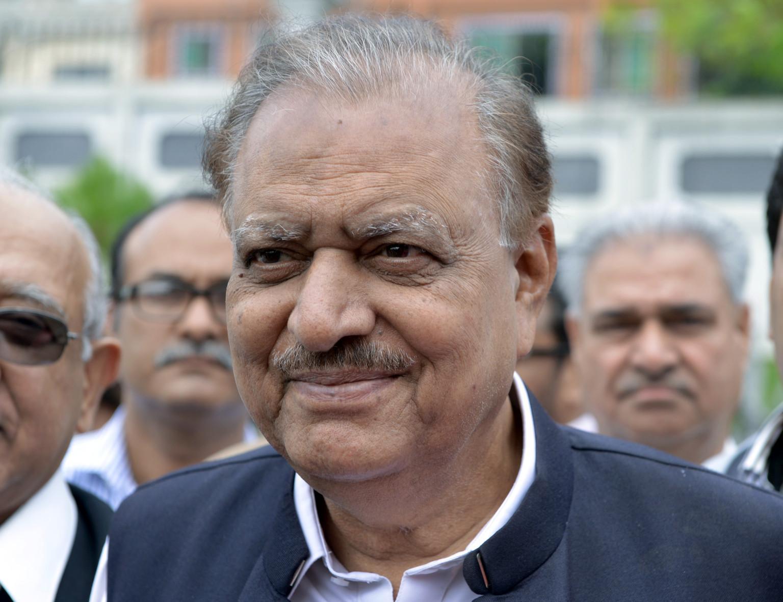 Program of visit of Pakistani president to Azerbaijan revealed