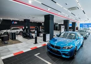 BMW-nin xalis mənfəəti 1,7 dəfə azalıb